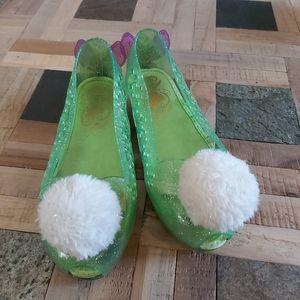 Disney Tinkerbell Princess Shoes